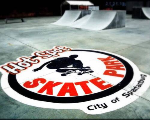 Hot Spot Skate Park