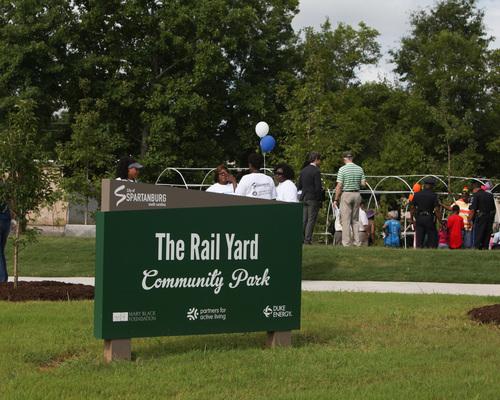 The Rail Yard Community Park