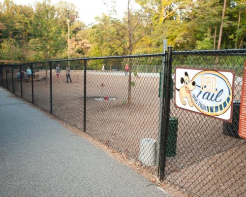 Rail Tail Dog Park